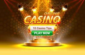 10 casino tips voor beginnende spelers